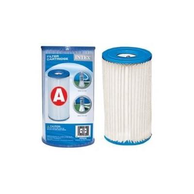 Intex – Confezione di 6 Filtri di Ricambio A Cartuccia per Pompe, Modello 59900
