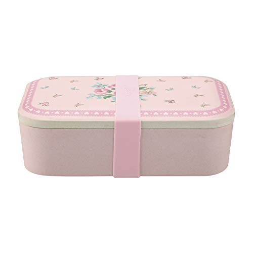GreenGate Lunch Box Nicoline Pale pink