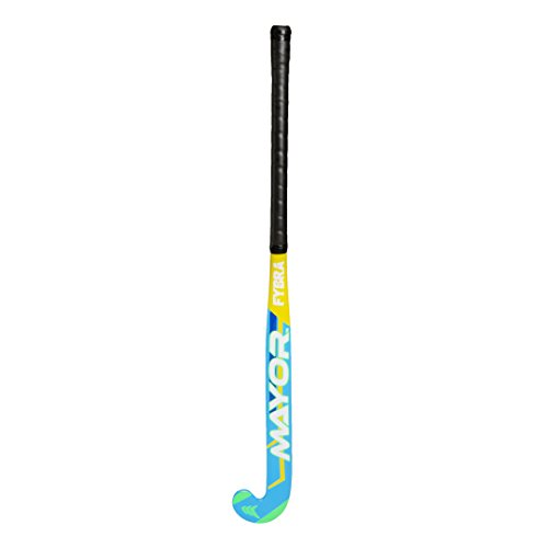 8 Off On Mayor Fybra Fiberglass Hockey Stick On Amazon Paisawapas Com