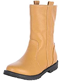 REALIKE Damen WeichesLeder Kurz Stiefel PU Lederschuhe Frau Chelseaboots  Ankle Boots Runde Kopf Schuhe Einzelne Schuhe 3141ee148c