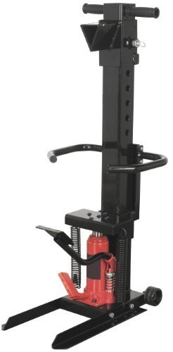 The Handy 8 Ton Manual Log Splitter