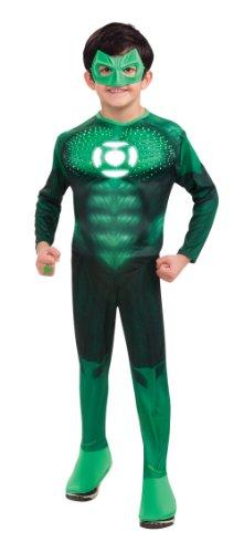 DLX Green Lantern Lightup (Lightup Kostüme Tutu)