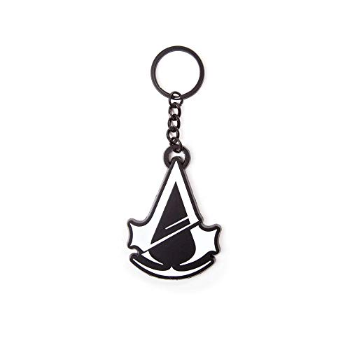 Assassin's Creed - Unity Logo - Schlüsselanhänger aus - Monopoly Assassins Creed Syndicate