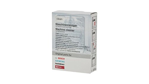 ORIGINAL Maschinenreiniger Reiniger Spülmaschine BSH clean Bosch/Siemens 311313