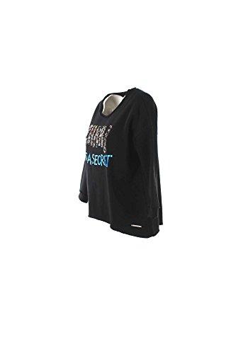 Maison Espin - Sweat-shirt - Femme Nero