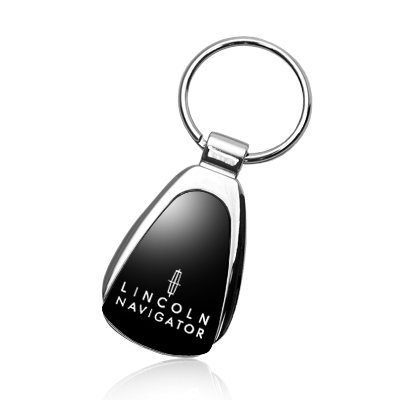 lincoln-navigator-black-tear-drop-key-chain-by-lincoln
