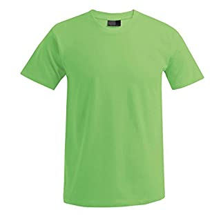 Promodoro 3099-WL-2XL T-Shirt Premium Größe 2XL in wild-limettengrün