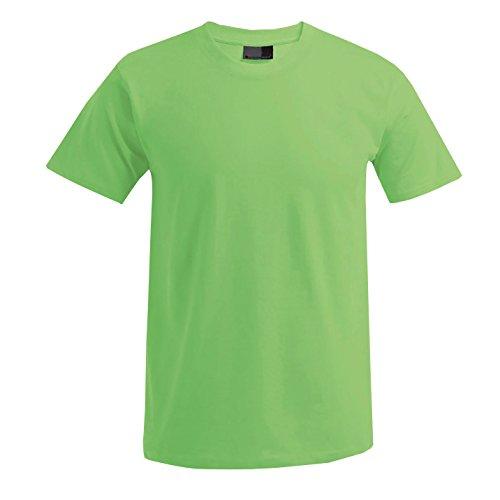 Promodoro 3099-WL-3XL T-Shirt Premium Größe, Wild-Limettengrün, 3XL