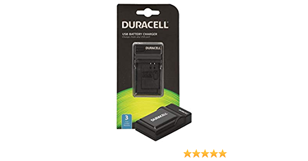 Duracell Drs5961 Charger With Usb Cable Camera Photo