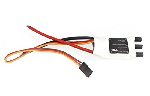 Simonk 30A/40A 2-4S Brushless ESC Speed Control for RC FPV Racing Drone Toys & Games