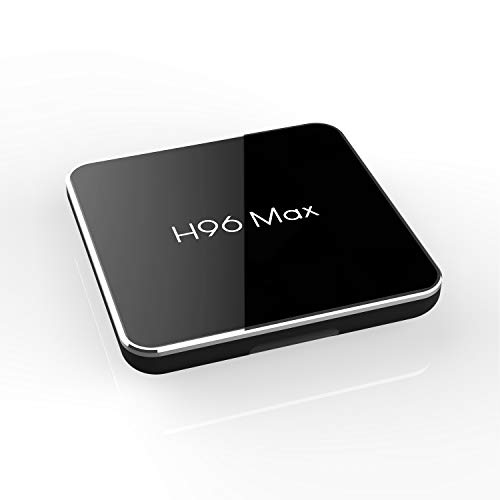 T96 PRO H96 MAX X2 Android 8.1 4GB RAM 32GB ROM 4K Dual Band 5GB WiFi LAN Bluetooth USB3.0 HDMI Android Box for TV