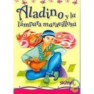 Aladino y la lampara maravillosa/Aladdin and the magic lamp (PEQUENOS CLASICOS II) por Maura Gaetan