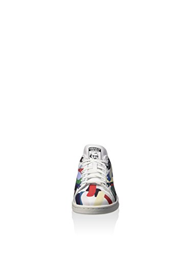 adidas Stan Smith, Scarpe da Corsa Unisex – Adulto Multicolore (White/White/Core Black)