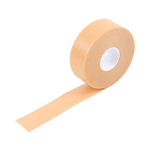 LIOOBO 1 Rolle Blasenpflaster Blister Pads Hydrokolloid Aktivgel-Pflaster Schaumstoff Pflaster Fußpflege Aufkleber für Blasen Schmerzlinderung (2,5 cm x 5 m)