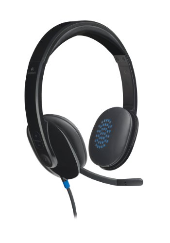 Logitech H540 Headset USB Laser-tuned Speakers with - 981-000480 lowest price
