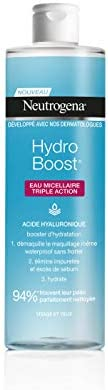 Neutrogena Hydro Boost Eau Micellaire Cleansing 400 ml