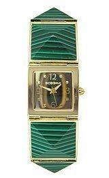 bcbg-max-azria-femme-gl4056-quartz-analogique-cadran-dore-multicolore-bracelet-autre
