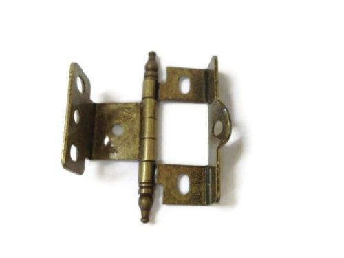 Volle Amerock 3175TMBB 1.91 cm Einsatz Spitze Minarett Wickelarmband Türstärke (1 Paar)