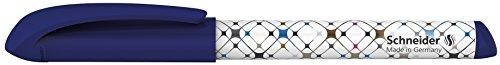 Schneider 160005Voice-Füllfederhalter 10Stifte, Spitze mittel blau