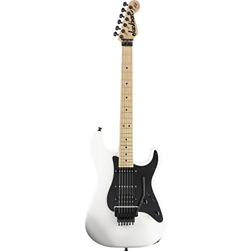 Jackson Adrian Smith Signature SDX Snow White Guitarra Electrica