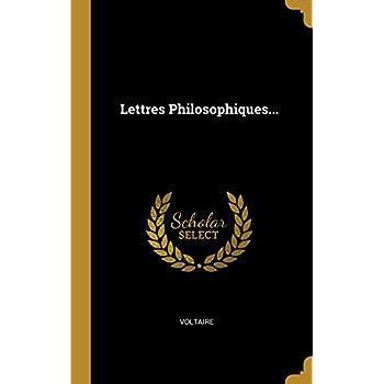 Lettres Philosophiques...