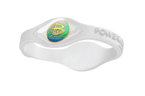 Power Balance / GWSA09BK00WTLP Bracelet silicone Blanc Blanc