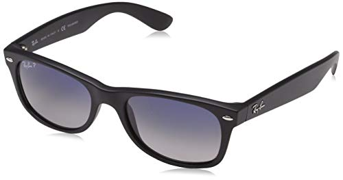 Ray-Ban Sonnenbrille Polarized 2132_601S78 (55 mm) schwarz,RB 2132 55 601S78