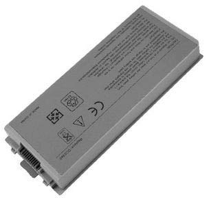 DELL 9-Cell 11.1V, Li-ION Lithium-ION (Li-ION) 11.1V Batterie Rechargeable - Batteries Rechargeables (Li-ION, Lithium-ION (Li-ION), 11,1 V, Gris)