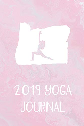 2019 Yoga Journal: This cute Oregon Yoga Journal is a great way to track your practice. Record your classes, mantras, intentions, and results. Makes a great gift for any yogi!