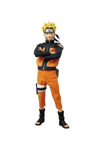Naruto Shippuden Medicom Project BM Action Figure Naruto (japan import) 6