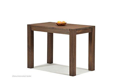 Esstisch ,,Rio Bonito,, 90x50cm, Pinie Massivholz, geölt und gewachst, Tisch Farbt...