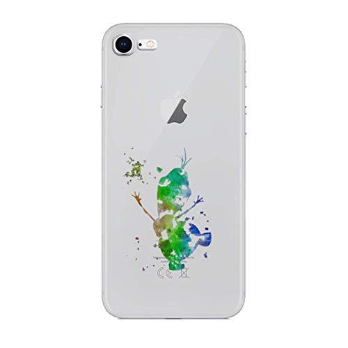 iPhone 6/6s Fankunst Silikonhülle / Gel Hülle für Apple iPhone 6S 6 (4.7