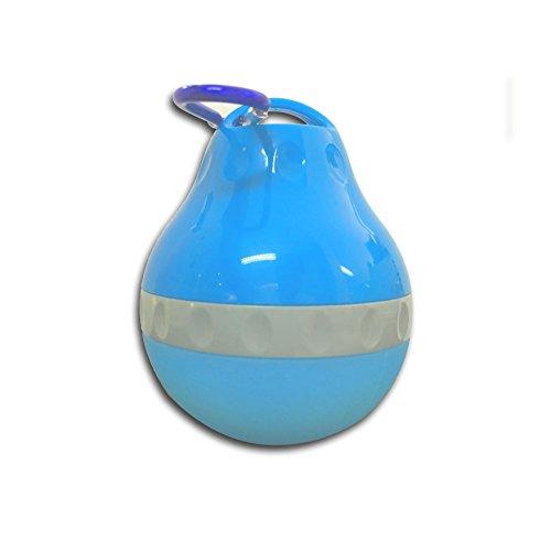 Trinkflasche für Hunde, Faltbare Wasserflasche aus Silikon, Trinknapf, 200 ml oder 400 ml (200 ML)