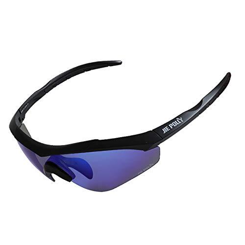 Gnzoe PC Feldspiel Schutzbrillen Winddicht Schießbrille Outdoor Schutz Brille Schwarz