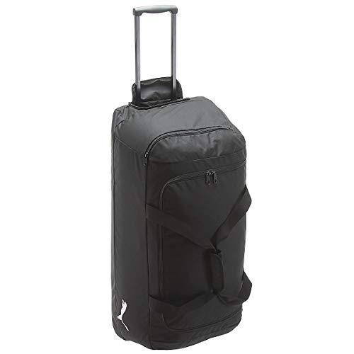 PUMA Pro Training II L Wheel Bag Sporttasche, Black, UA