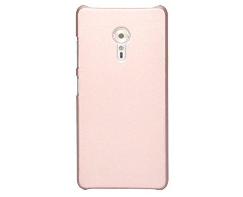 ARTILVST ZUK z2 pro Hülle,Ultra dünne halbe umgebene Struktur sandige Oberfläche Durable PC Protector phone Hülle/case/cover für ZUK z2 pro [rosen gold]