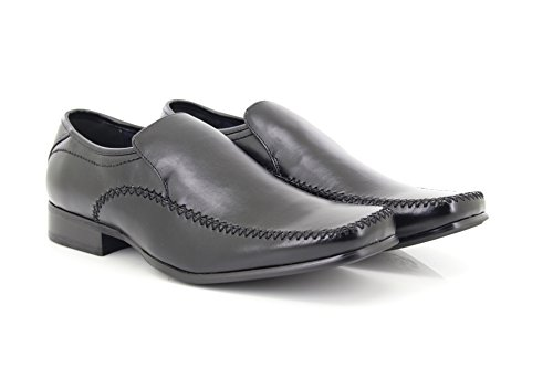 Goor, Mocassini uomo Black