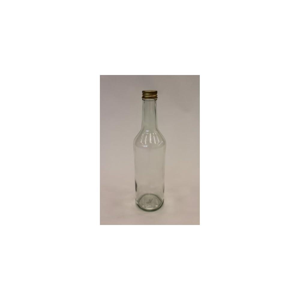 10 Stck 500ml Glasflaschen Inklusive Schraubverschluss Geradhalsflasche Saftflaschen Leere Glasflaschen Zum Selbst Abfllen Likrflaschen Schnapsflaschen Essigflaschen Lflaschen