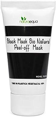 Black Mask Bio Natural -peel-off mask