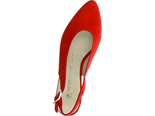 Peter Kaiser 43113120, Scarpe Col Tacco Donna Rot