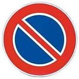 "'Señal ""señal de prohibido diam. cm. 60"