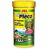 JBL NovoPleco - Cazadora de algas para plecos (250 ml)