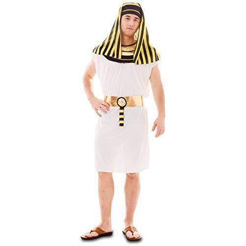 Weiblich Pharao Kostüm - Fyasa 702799Pharao Kostüm, groß