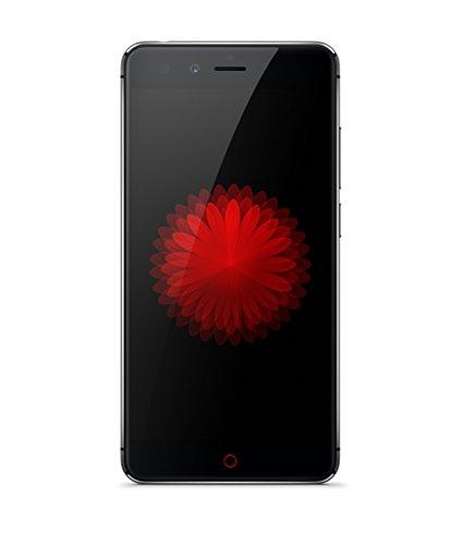 Nubia NX529J Z11 Mini Smartphone (12,7 cm (5 Zoll), 32GB interner Speicher, 3GB RAM, 16 Megapixel Kamera, Android OS 5.1.1) schwarz