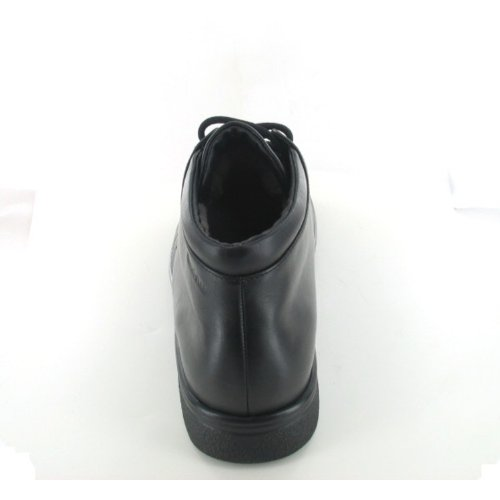 Ganter Eric Stfl, Weite H, Bottes homme Noir (Black)