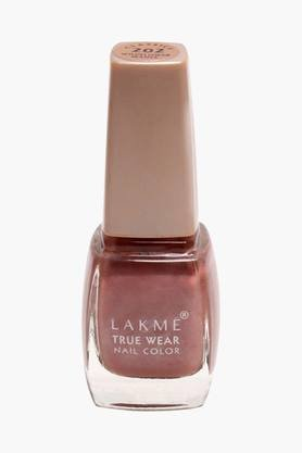 Lakme True Wear Nail Color Nudes V014, 9 Ml