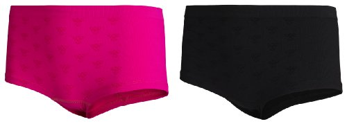 Hummel Damen Hotpants Cloe 2 Pack All Year Pink Glo