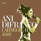 Carnegie Hall 4602