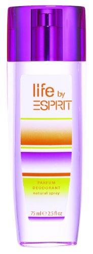 Esprit Time, femme / woman, Deo Natural Spray, 75 ml