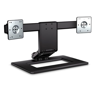 HP Adjustable Dual Monitor Stand